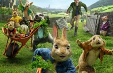 Мультфильм «Кролик Питер» (2018) – дата выхода, сюжет, актеры и роли