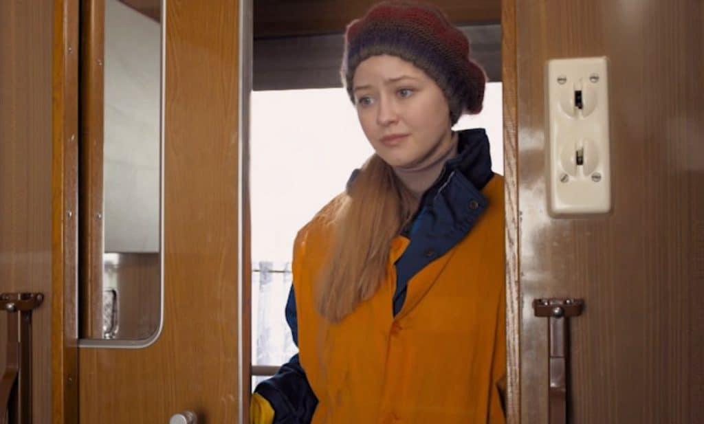 Фильм Поезд судьбы (2018) на Россия 1 - актеры, содержание