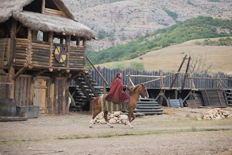 Сериал «Крещение Руси» (2018) - сюжет, содержание серий, актеры и роли