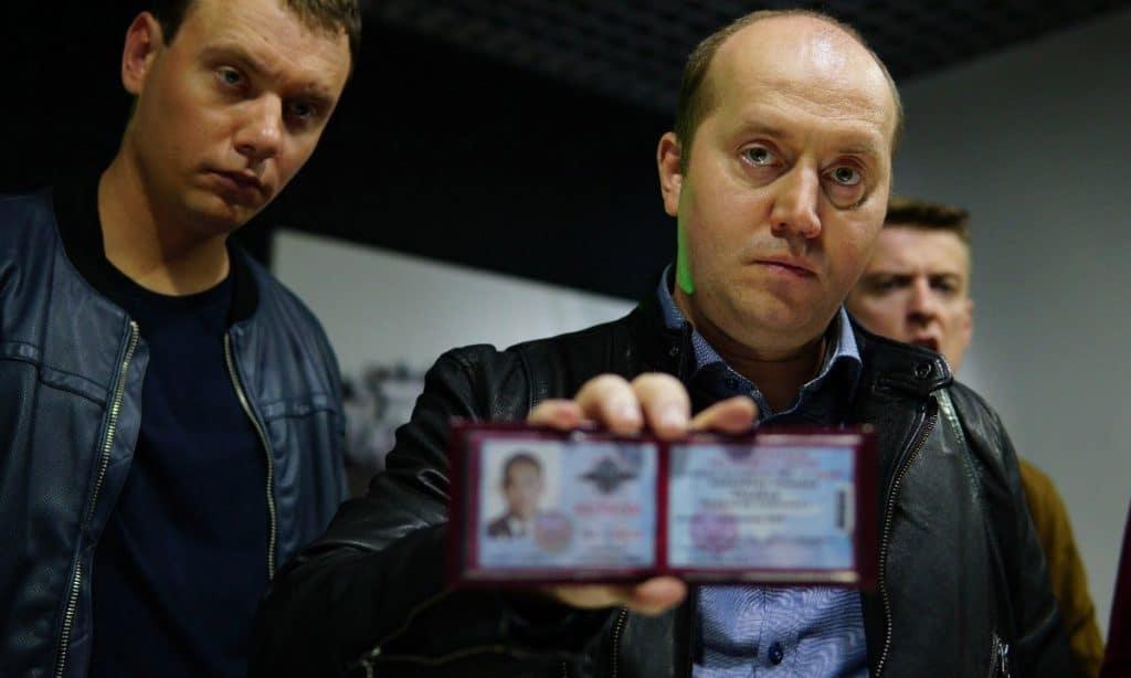 Сериал Полицейский с Рублевки 3 сезон - сколько серий, содержание