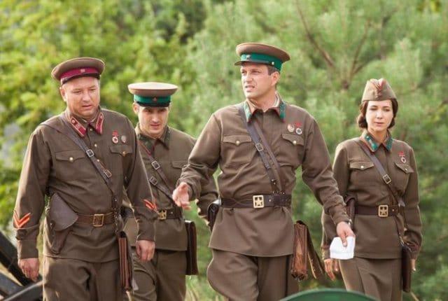 Сериал «По законам военного времени» (2018) – сколько серий, содержание