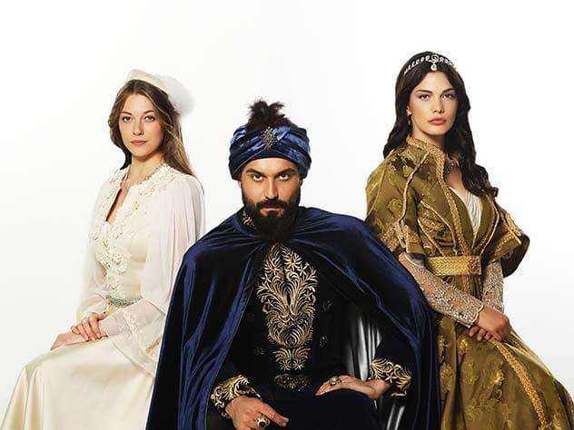 Сериал Султан моего сердца - описание всех серий
