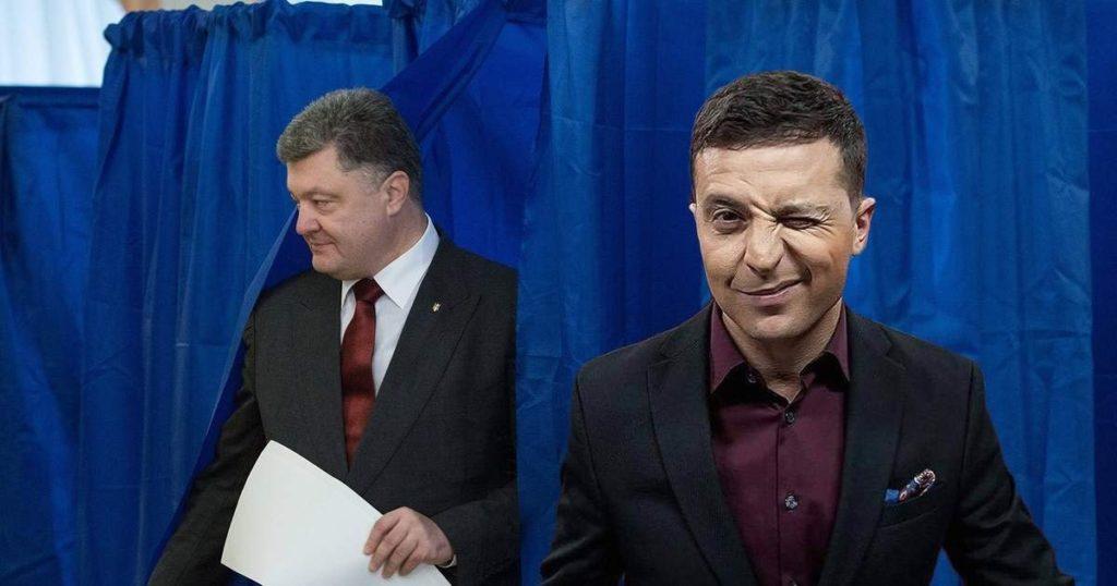 Дебаты Зеленского и Порошенко посмотреть запись онлайн на сайте